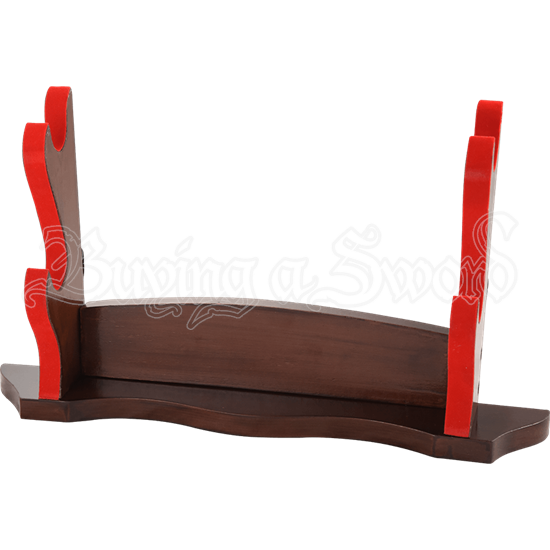 Two Tier Sword Stand