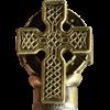 Celtic Cross LARP Dagger