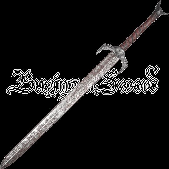 Skullgar II LARP Bastard Sword