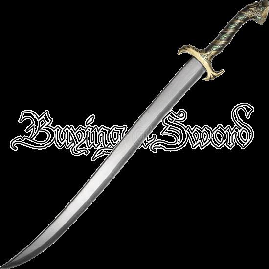 Luinir Elvish LARP Sword