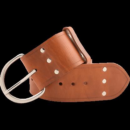 Warriors Studded Belt