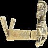 Brass Samurai Sword Hanger