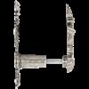 Pewter Fleur De Lis Sword Hanger