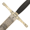 Black-Gold Excalibur Sword