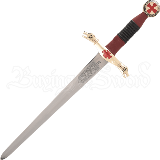 Heaven Knight Dagger with Sheath