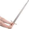 Crusaders Sword with Scabbard