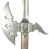 15th Century Swiss Halberd