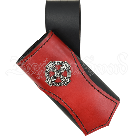 Celtic Warrior Sword Frog