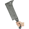 Battle-Worn Butcher LARP Cleaver
