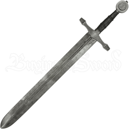 Battle-Worn Griffin LARP Sword