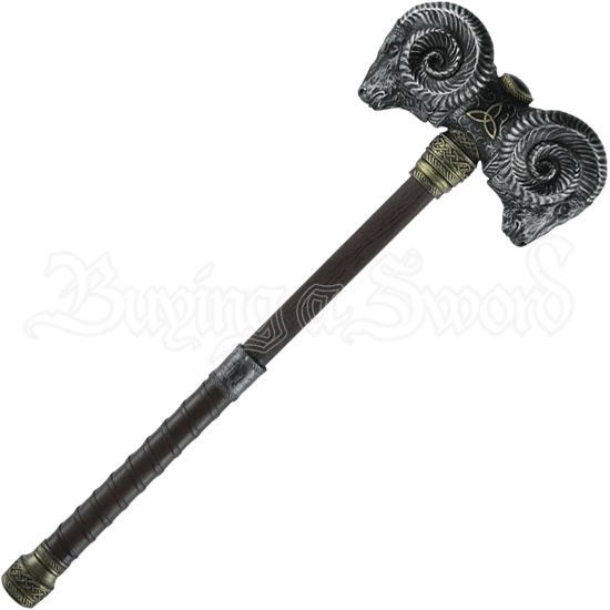 Lonnars LARP Hammer