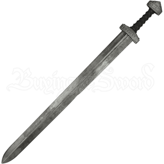 Battle-Worn Ragnar II LARP Sword
