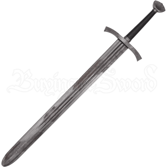 Battle-Worn Robbert Stark LARP Long Sword