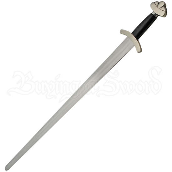 Iron Lobe Pommel Viking Sword