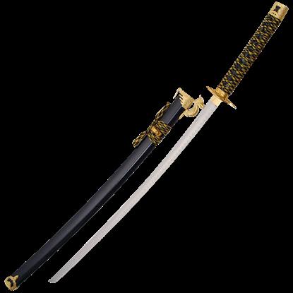 Black Dragon Guard Katana