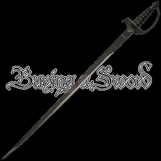 Rustic Pirate Sword