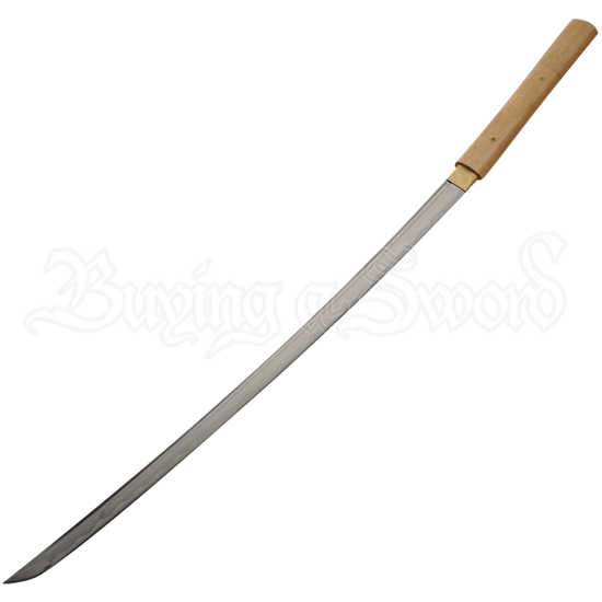 Wood Gloss Samurai Katana