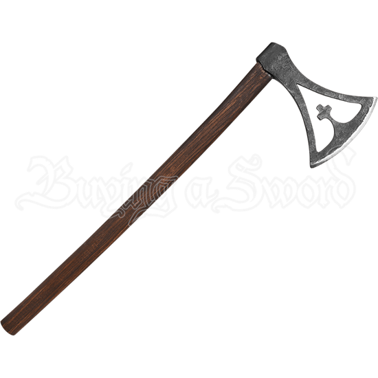 Gotthard Viking Axe