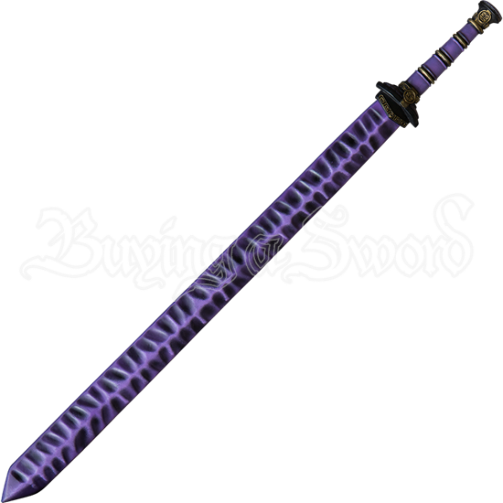 Aether LARP Jian - Purple
