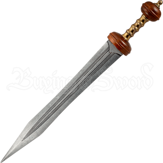 Roman Sword With Scabbard