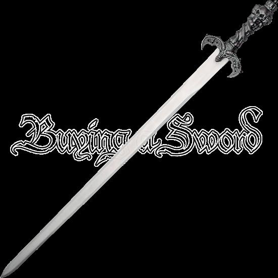 Skull King Long Sword