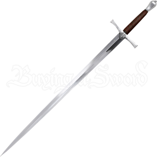 Nomad Sword With Scabbard