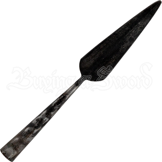 Hand Forged Spear Head