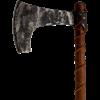 Viking Beard Axe with Sheath