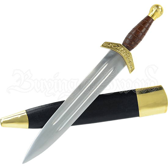 Viking Dagger with Scabbard