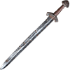 Battleworn Viking LARP Sword