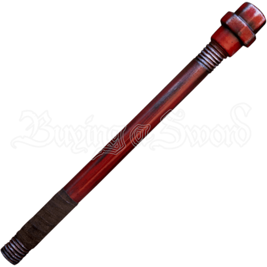 LARP Pipe - Red