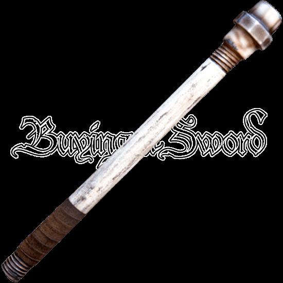 LARP Pipe - White
