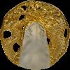Golden Dragon Katana