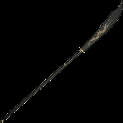 War Dragon Naginata