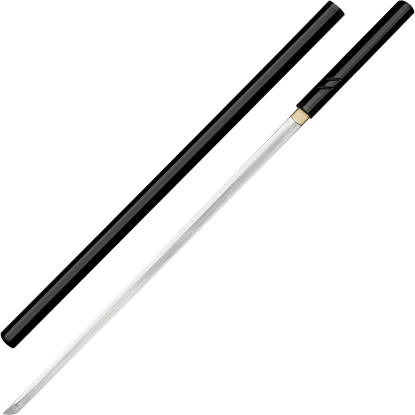 Black Zatoichi Samurai Sword