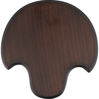 Rounded Medieval Sword Plaque