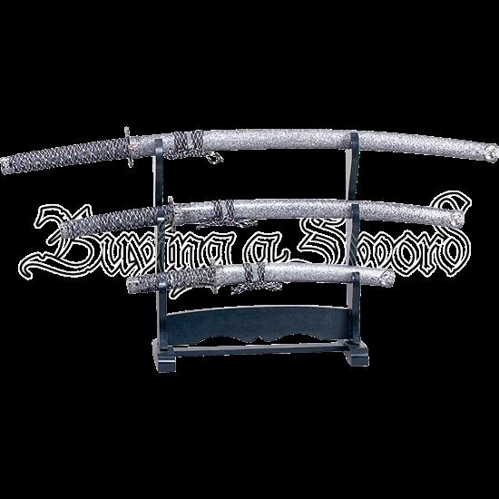 Cosmic Samurai Sword Set