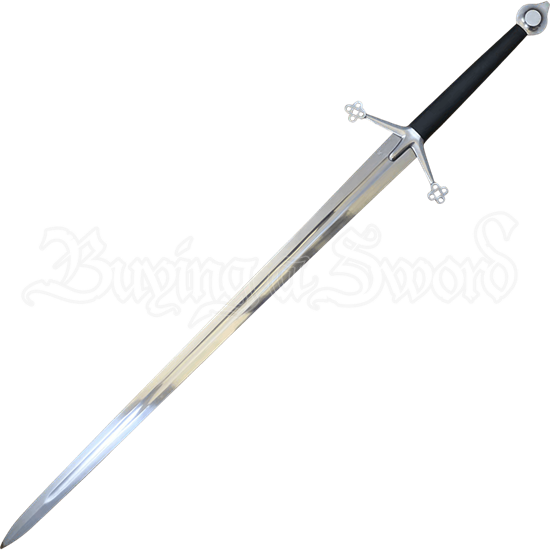 Scottish Claymore With Scabbard
