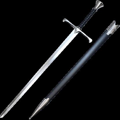 Cruciform Medieval Knights Sword