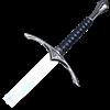Black Hilt Chivalry Sword
