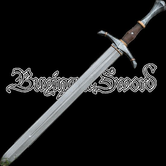 Bastard LARP Sword - Steel - 96 cm