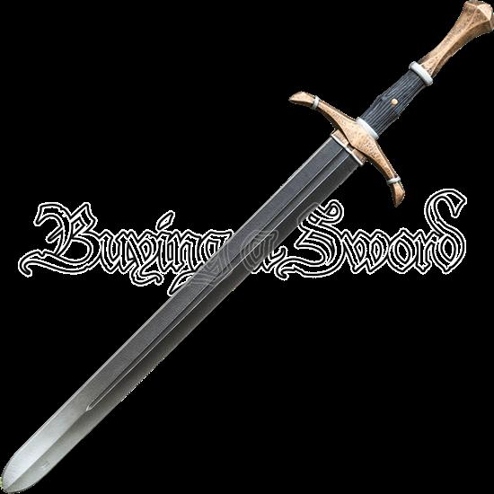 Bastard LARP Sword - Gold - 96 cm