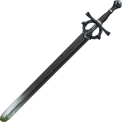 Highborn LARP Sword - Dark - 96 cm