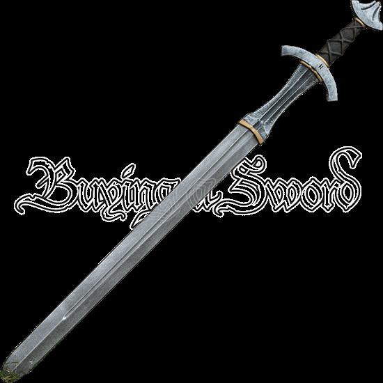 Arming LARP Sword - Steel - 105 cm