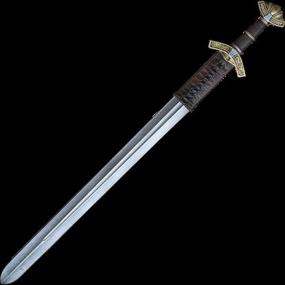 Dreki LARP Sword - Gold - 102 cm