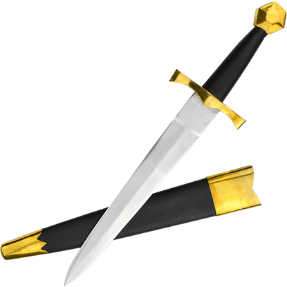 Brass Hilt Dagger