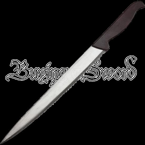 LARP Serrated Kitchen Knife