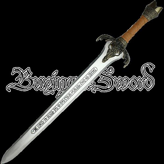 Barbarian Father Sword