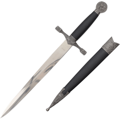 Dragon Seal Medieval Dagger