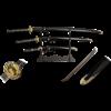 Black Dragon Blade Set